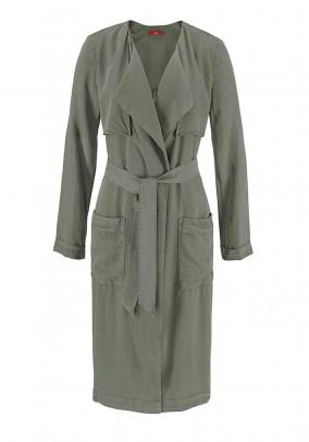 Coat, olive