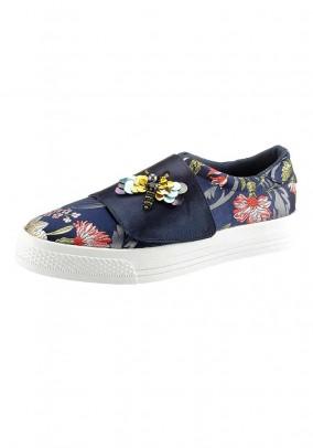 Plaleau sneaker, blue-multicolour