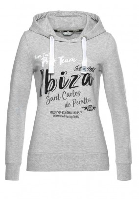 Sweatshirt, grey blend