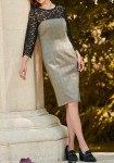 """Elegantiška klasikinė suknelė """"Lace"""""""