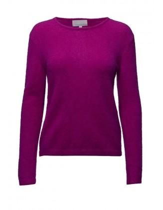 Vilnos ir moheros šiltas megztinis