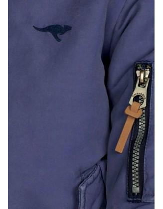 Mėlyna KangaROOS striukė