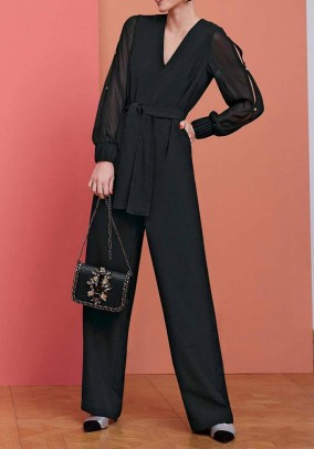 Jumpsuit, black