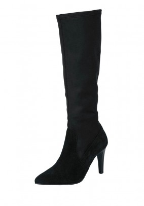 Boots, black