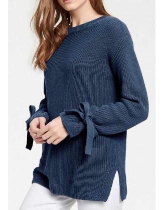 """Mėlynas megztinis """"Bounty"""""""