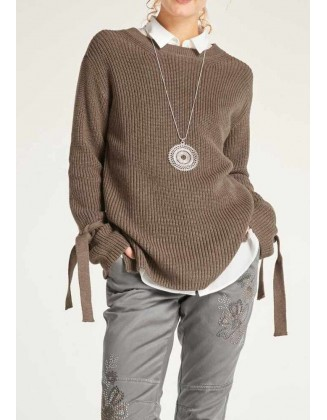 "Rudas megztinis ""Bounty"""