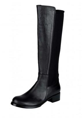 Odiniai Andrea Conti ilgaauliai batai
