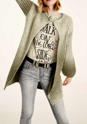 "Ilgas megztinis ""Ombre"""