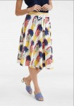 Žaismingas vasarinis sijonas