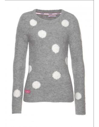 Didesnio dydžio KangaROOS megztinis