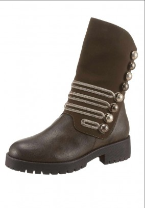 Boots, olive