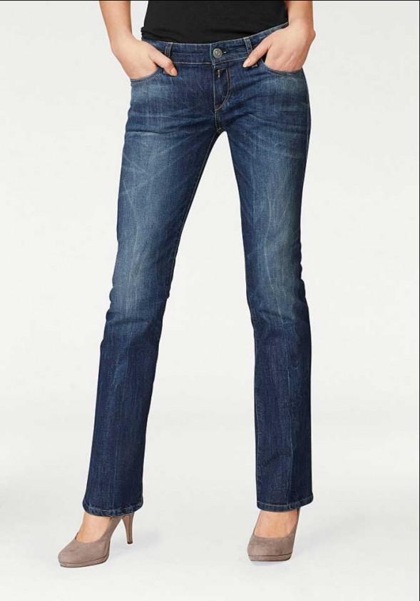 Mėlyni REPLAY džinsai. Liko 34 dydis