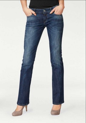Bootcut jeans, blue, 34inch