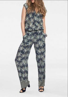 Designer jumpsuit, colorful