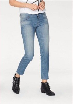 """Branded jeans """"KATEWIN"""", light-blue, 30 inch"""