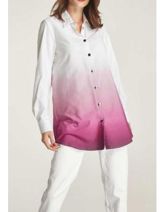 Ilgi pasteliniai marškiniai