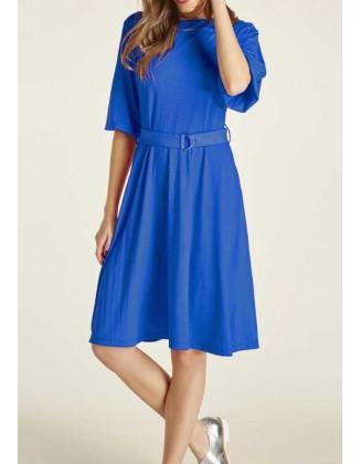 "Mėlyna suknelė ""Klara"""