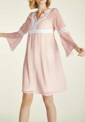 """Romantiška rausva suknelė """"Peach"""""""