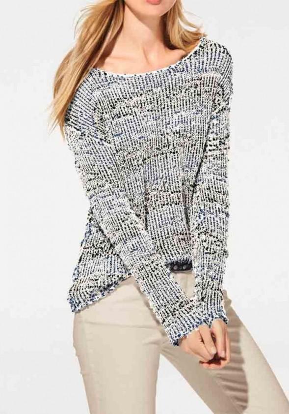 """Pilkas megztinis """"Greis"""""""
