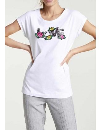 Balti marškinėliai