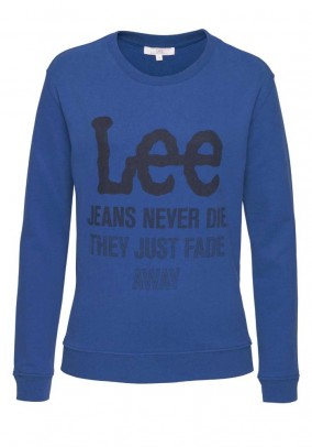 Sweater, blue