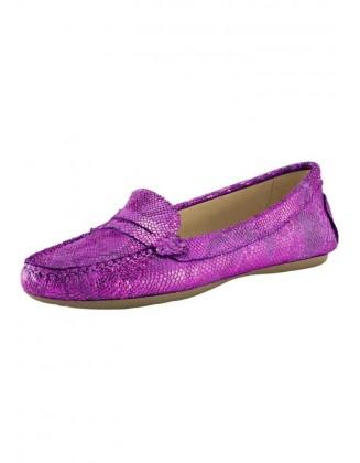 """Violetiniai odiniai bateliai """"Snacke"""""""