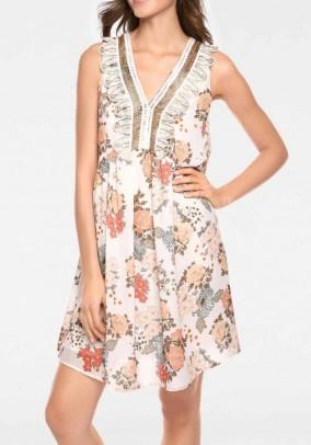 Vasarinė romantiška suknelė