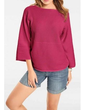"Rožinis megztinis ""Pillo"""