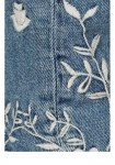 S. Oliver mėlyni džinsai