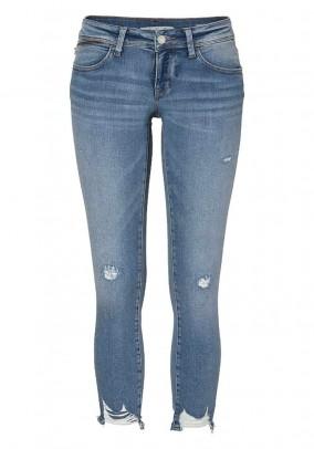Super skinny jeans, blue-used