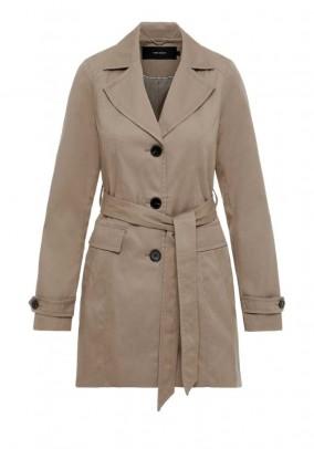 Trench coat, beige