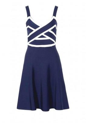 """Mėlyna GUESS suknelė """"Skater"""""""