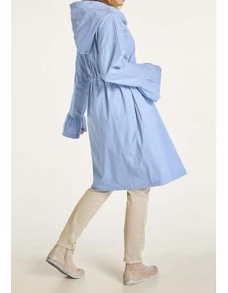 Šviesiai mėlynas paltukas