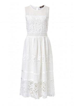 Balta HALLHUBER suknelė