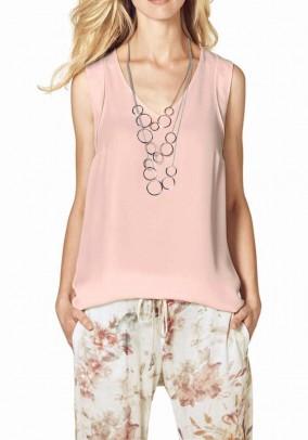 Blouse shirt, rose
