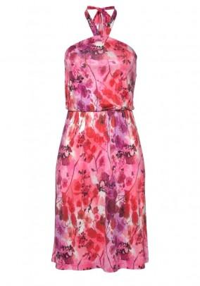 Rožinė Melrose suknelė