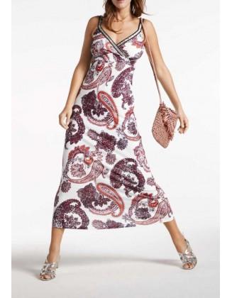 """Ilga vasarinė suknelė """"Color"""""""
