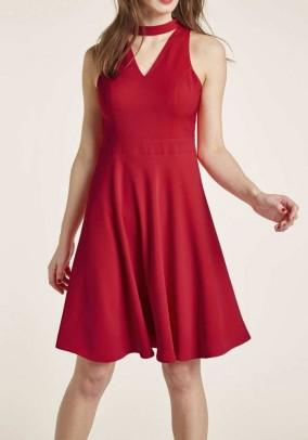 """Raudona kokteilinė suknelė """"Red"""""""