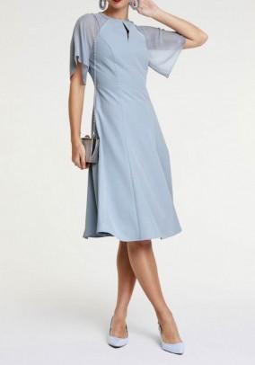 """Melsva elegantiška suknelė """"Coctail"""". Liko 40 dydis"""