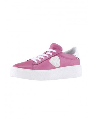 Rožiniai odiniai sportiniai bateliai