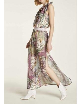 Maxi ilgio vasarinė suknelė