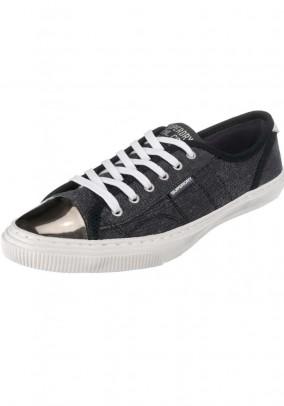 Brand sneaker, grey