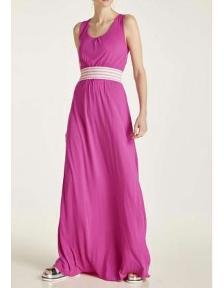 """Ilga rožinė suknelė """"Erica"""""""