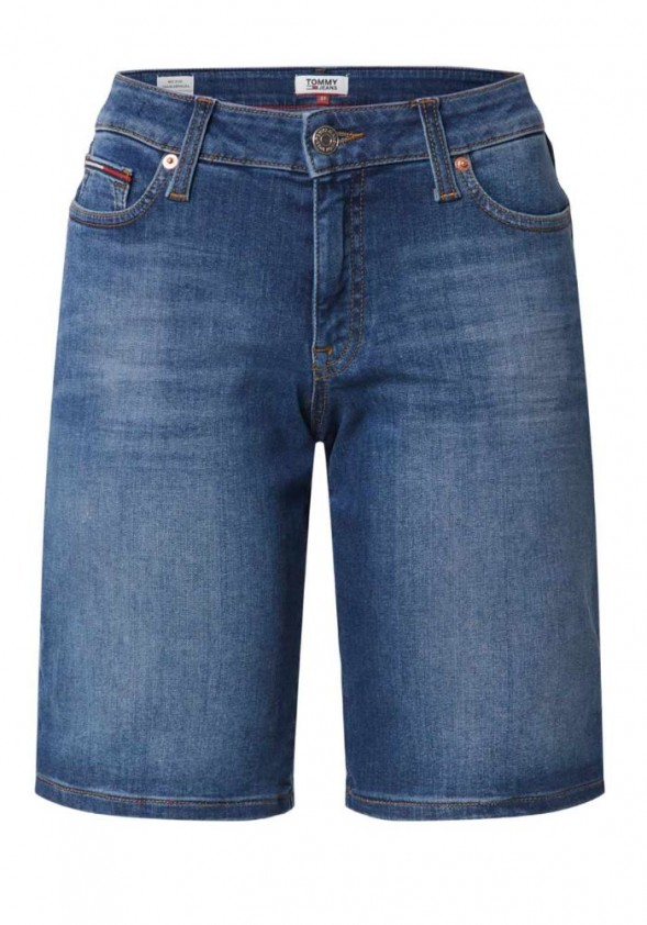 Jeans shorts, blue used