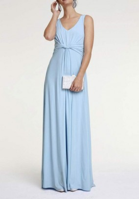 Maxi dress, ice blue