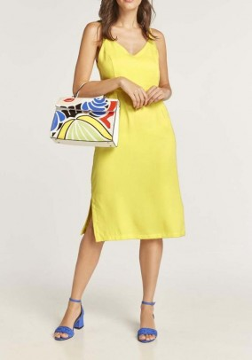 "Geltona suknelė ""Lemon"""