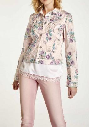 Short jacket, multicolour