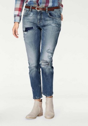 "Jeans Mika"", blue used"