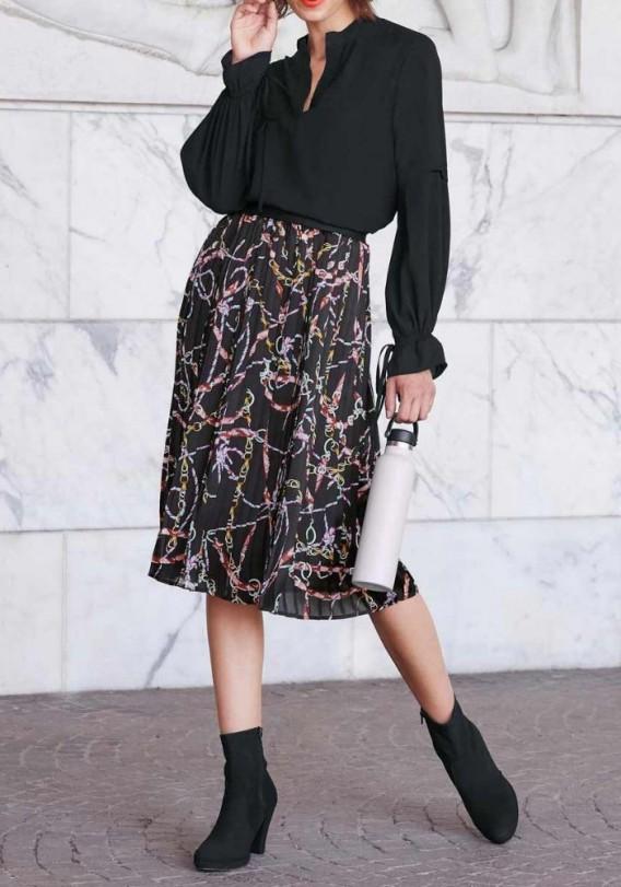 Apatinis sijonas moterims - Lieknėjantis apatinis sijonas