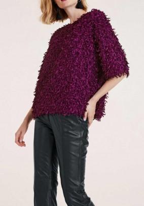 """Laisvo pasiuvimo megztinis """"Cyclam"""""""